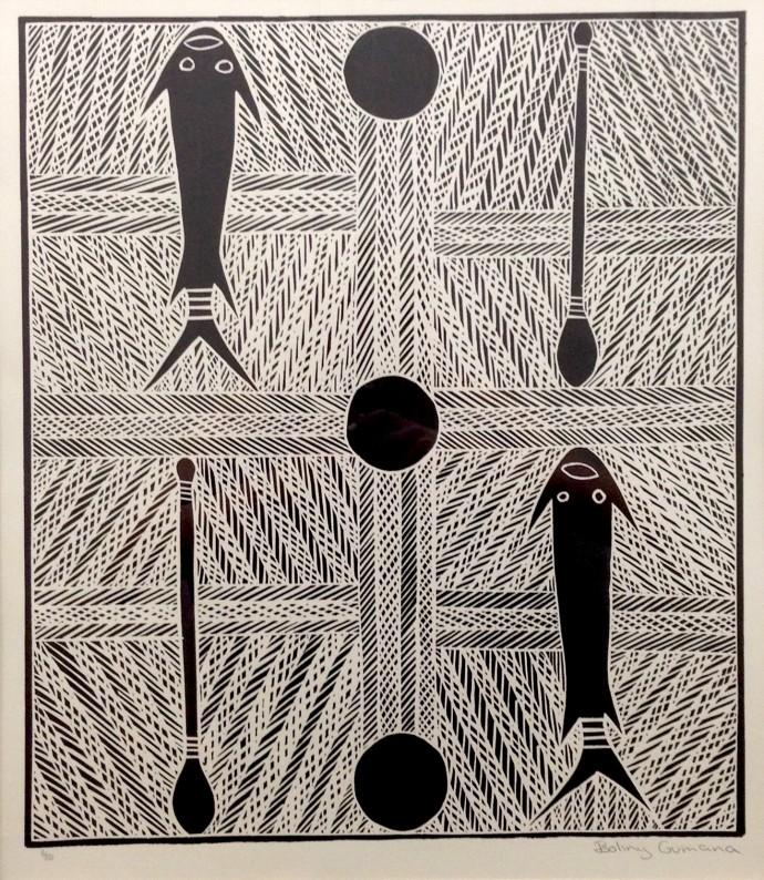 Boliny Wanambi, Djarrwark/Top Marrakulu, 1998