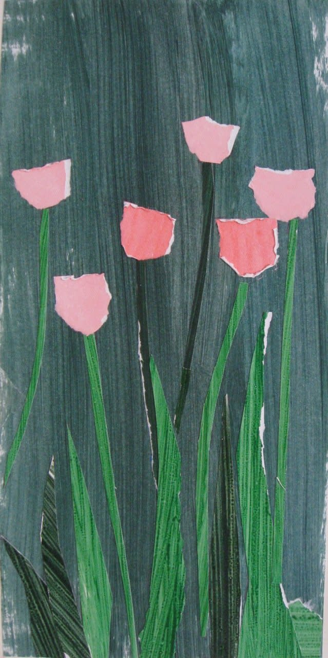 James Farrelly, Pink Tulips, 2013
