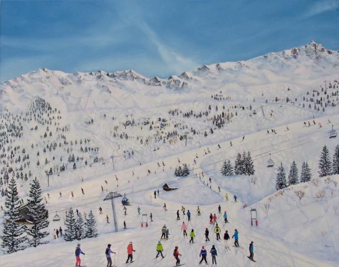 Emma Haworth, Alps I , 2019