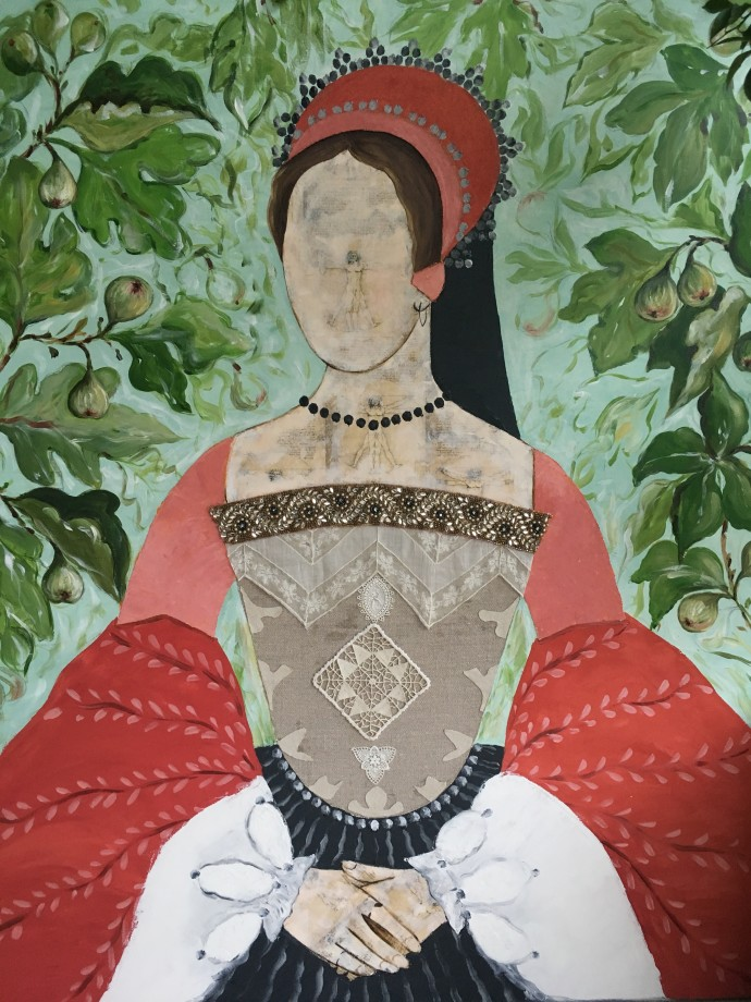 Maria Torroba, Queen Mary and the Fig Tree, 2019