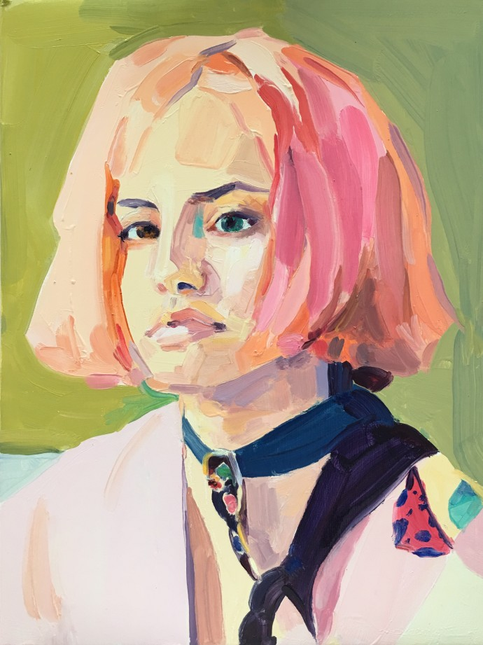 Barbara Hoogeweegen, In the Pink, 2018
