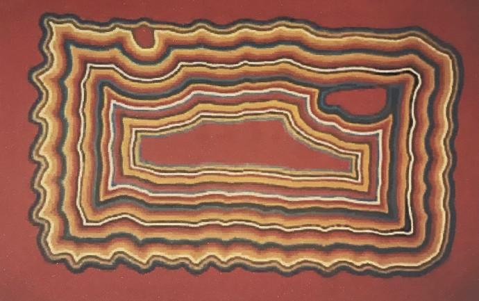 David Hall, Punnabagga, 1996
