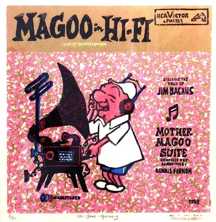 Andrew Mockett, Hi-Free Quincy (Magoo), 2005