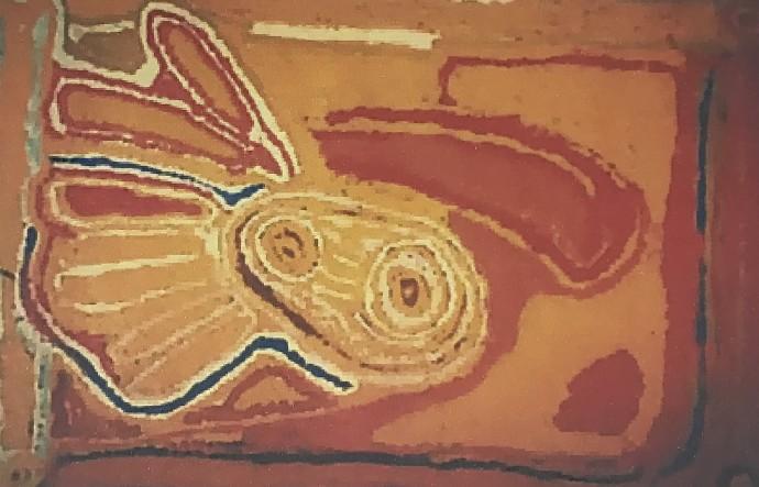 Eubena Nampitjin, Wungador , 1995