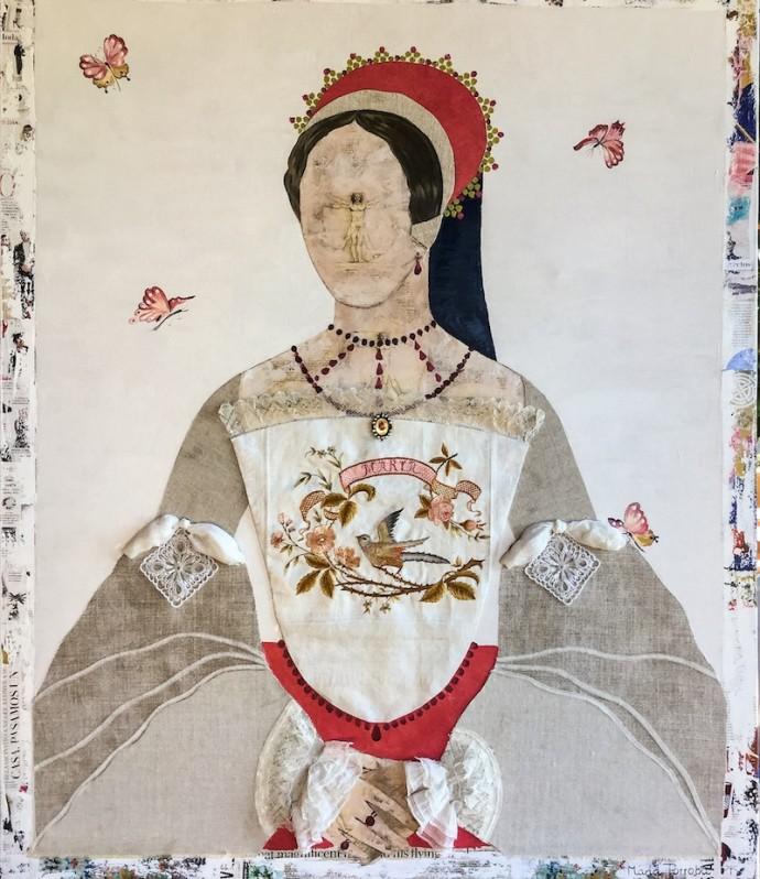 Maria Torroba, Queen Maria, 2017
