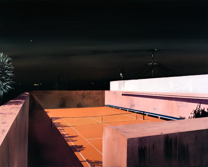 Laurence Jones, Night Court 3, 2017