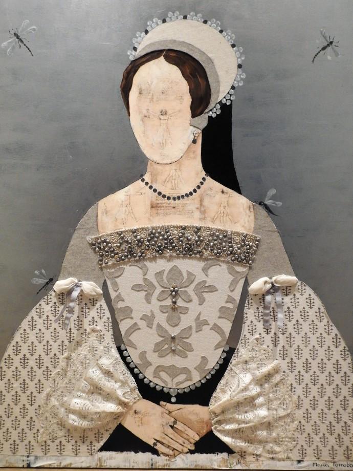 Maria Torroba, Queen Matilda, 2018