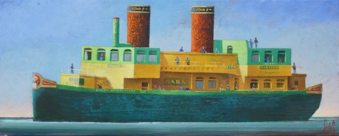 "Sylvain Lefebvre, The ""Yellow Sabater"", 2013"