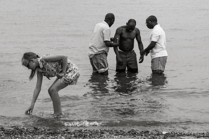 Derren Brown, Untitled 3, 2014