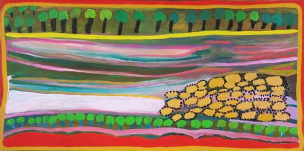 Jukuna Mona Chuguna, Mijartu - Salty Water, 2006