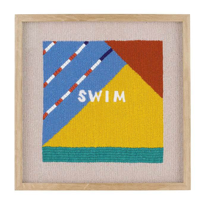 Rose Blake, Swim (Harry's Lane), 2018