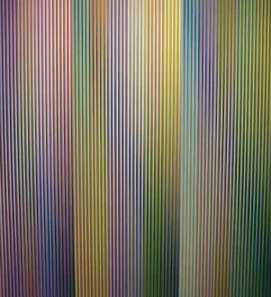 David Whitaker, Grassroots Painting No.7, 2000