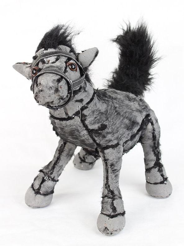 Ross Bonfanti, Black Horse c636