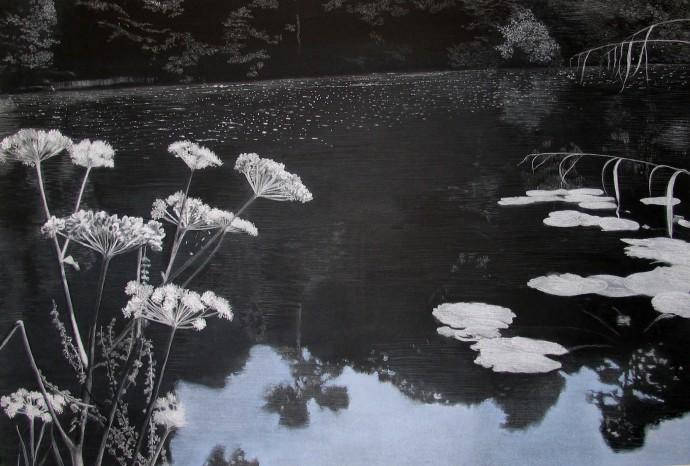 Sheila Clarkson, Waters' Edge 2, 2015