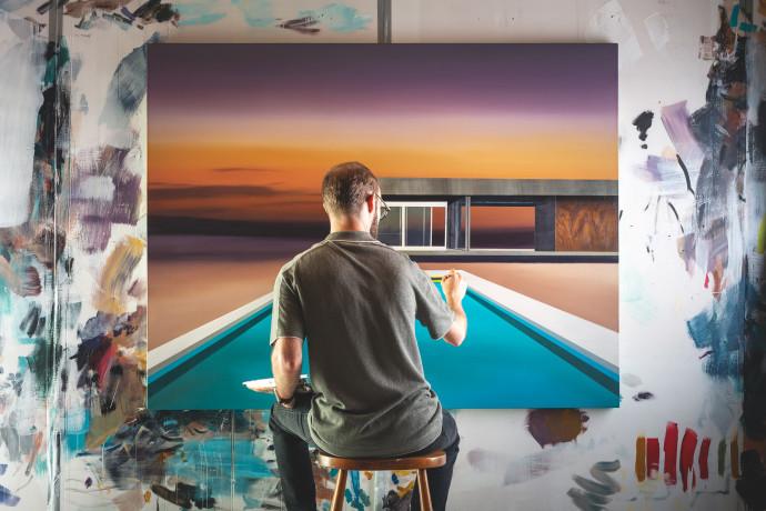 Laurence Jones, Laurence in the Studio