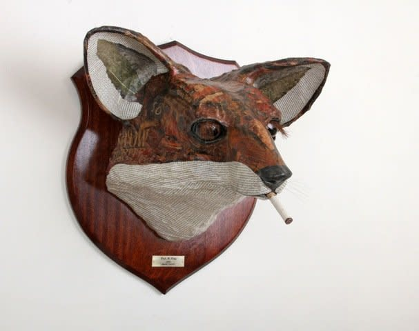 David Farrer, Fox and Fag, 2013