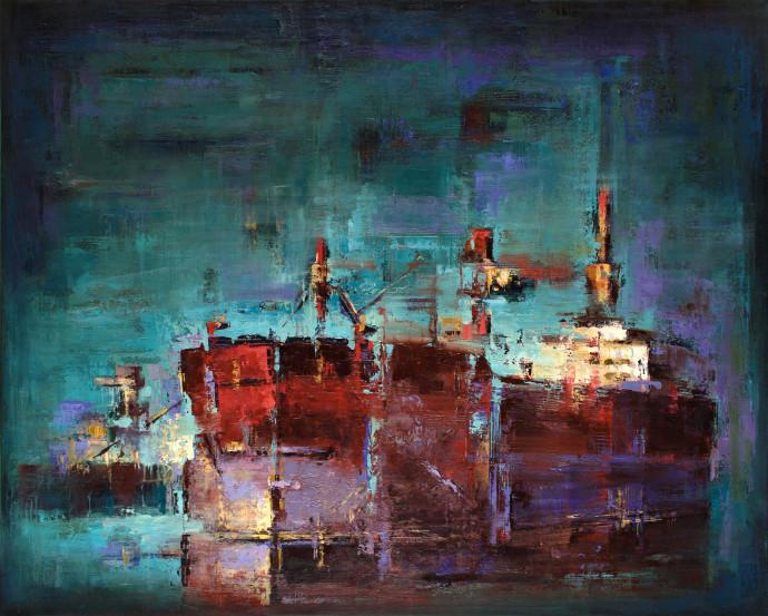 <div class=&#34;artist&#34;><strong>Tilemachos Kyriazatis</strong></div><div class=&#34;title&#34;><em>Ianthe</em>, 2017</div><div class=&#34;medium&#34;>oil on canvas</div><div class=&#34;dimensions&#34;>130 x 160 cm<br>51 1/8 x 63 in</div>