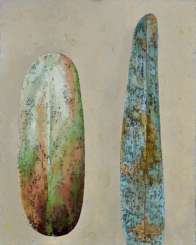 Richard Nott, 2 Figures