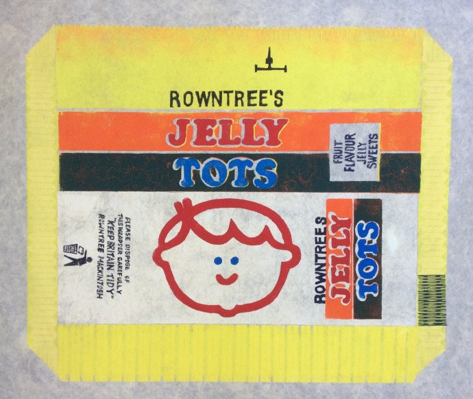Andrew Mockett, Jelly Tots, 2018