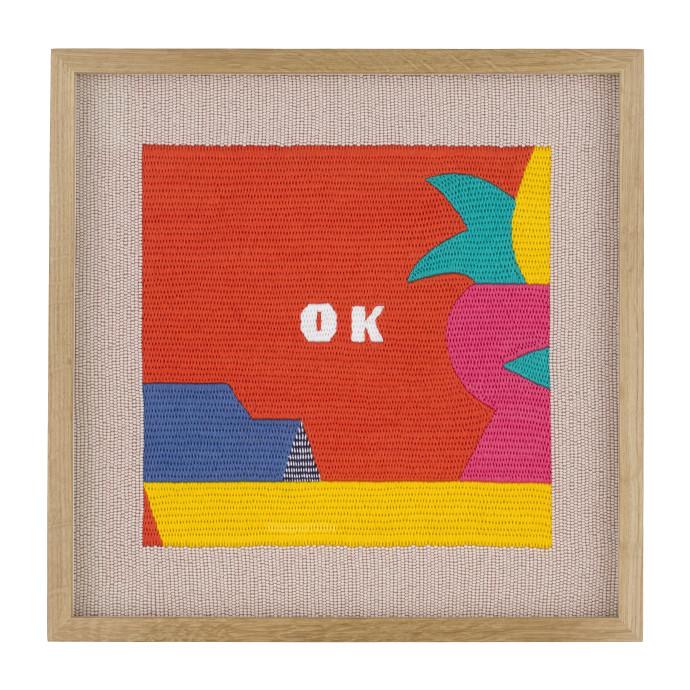 Rose Blake, OK (Enjoying the Details), 2018