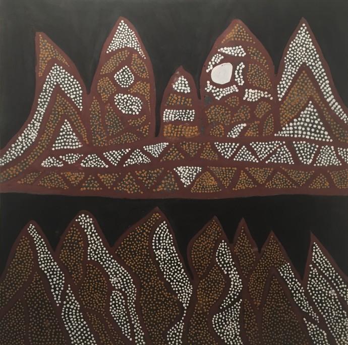 Mabel Juli, Dyawool Dreaming, c1990