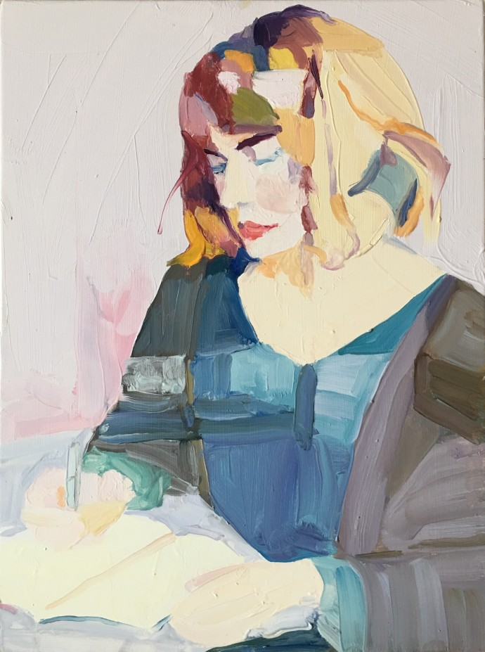 Barbara Hoogeweegen, Quiet, 2017