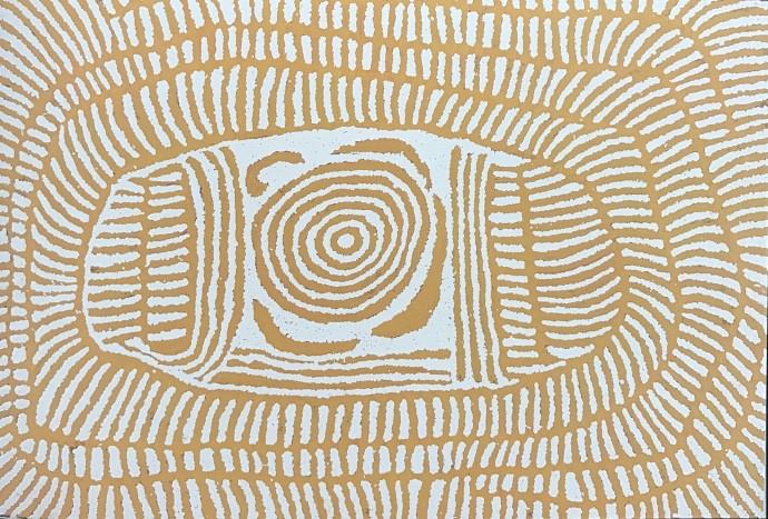 Nanyuma Napangati, Women's Dreaming , 2001