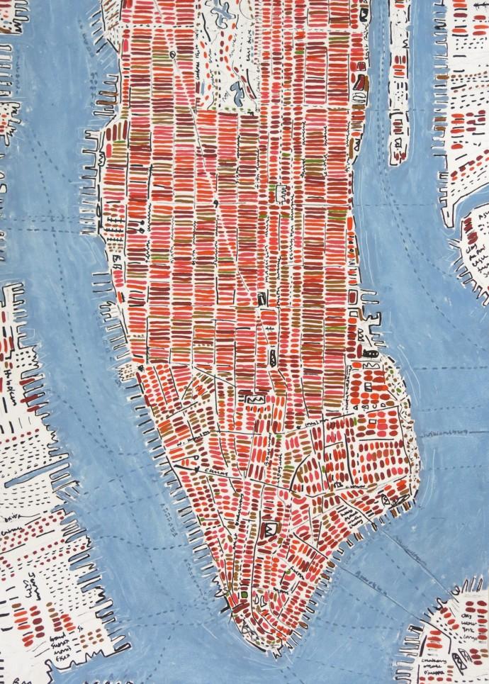 <div class=&#34;artist&#34;><strong>Barbara Macfarlane</strong></div><div class=&#34;title&#34;><em>Persimmon Manhattan</em>, 2015</div><div class=&#34;medium&#34;>ink and oil on Khadi paper</div><div class=&#34;dimensions&#34;>138 x 98 cm<br>54 3/8 x 38 5/8 in</div>