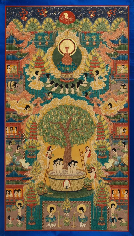 Song-Nyeo Lyoo, Paradise II, 2009