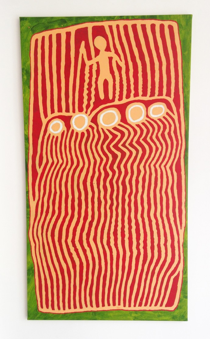 Jimmy Pike, Murtilyakura II, 2001