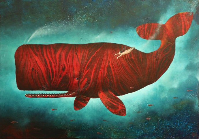 Sylvain Lefebvre, Deep Waters (no. 18), 2018
