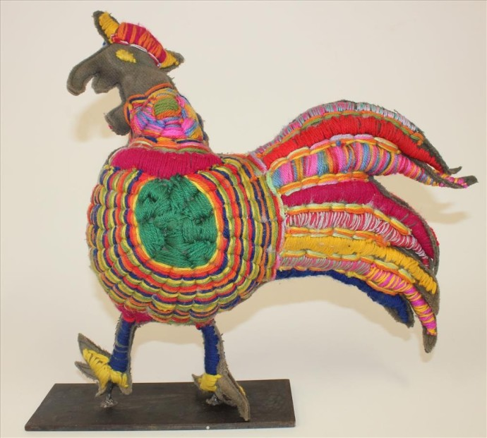 Roxanne Petrick, Rooster, 2015