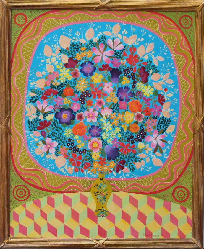 Hepzibah Swinford, Blossoms, 2016