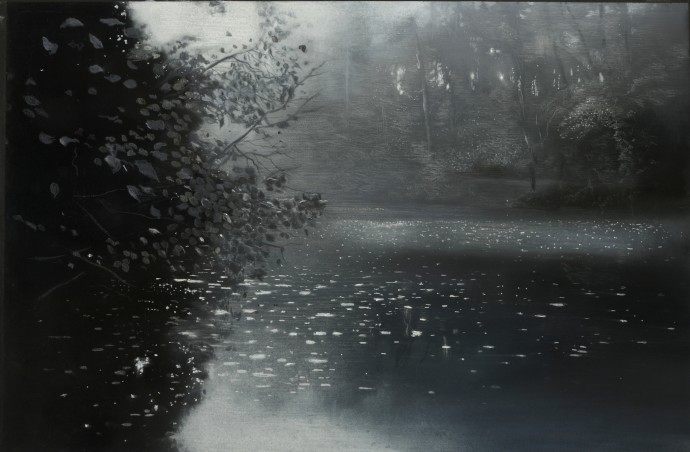 Sheila Clarkson, November Light, 2015