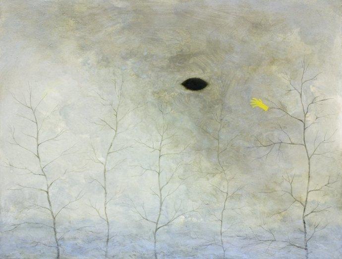 Alasdair Wallace, Wave, 2013