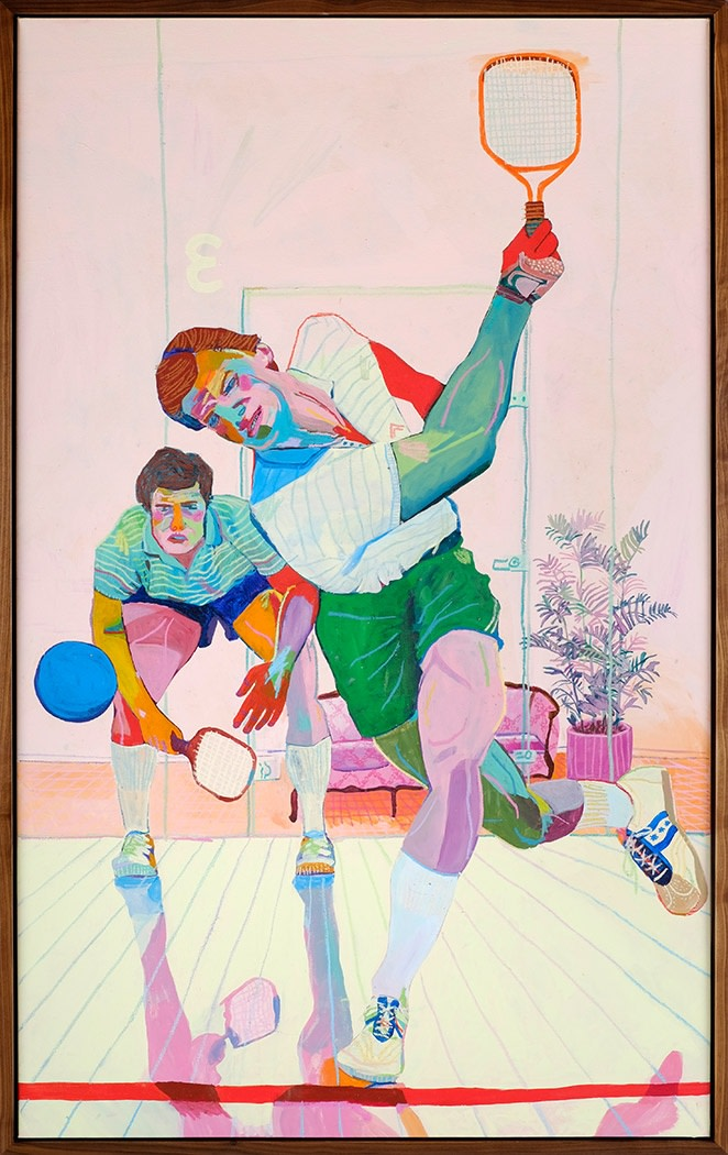 Andy Dixon, Racquetball, 2014