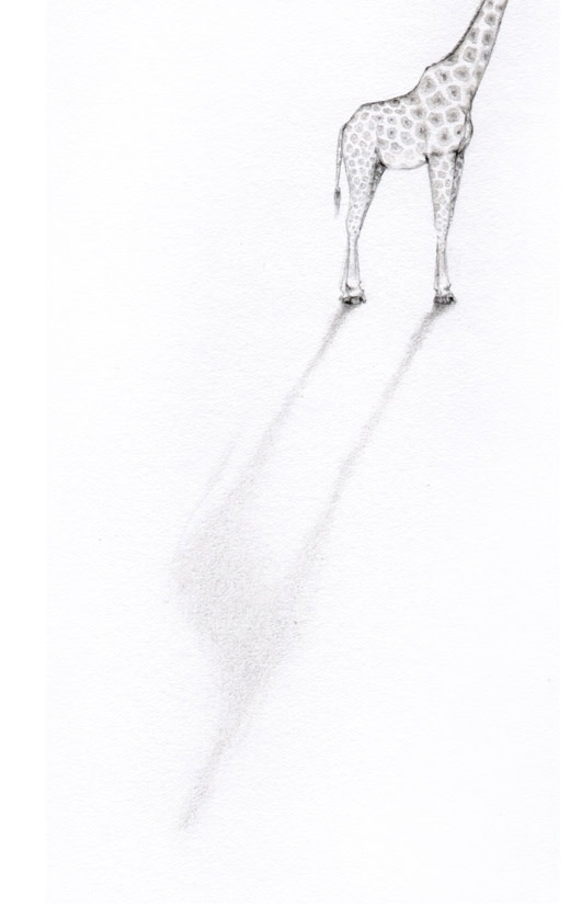 Jackie Case, Headless Giraffe, 2015