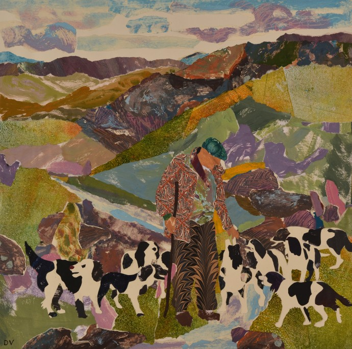 <div class=&#34;artist&#34;><strong>Dione Verulam</strong></div><div class=&#34;title&#34;><em>High Ground at Reeth</em>, 2014</div><div class=&#34;medium&#34;>collage</div><div class=&#34;dimensions&#34;>46 x 46 cm<br>18 x 18 in</div>