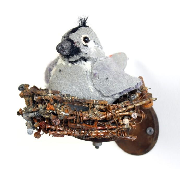 Ross Bonfanti, Birds Nest, 2015