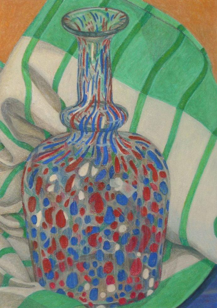 Aaron Kasmin, The Nailsea Jar, 2012