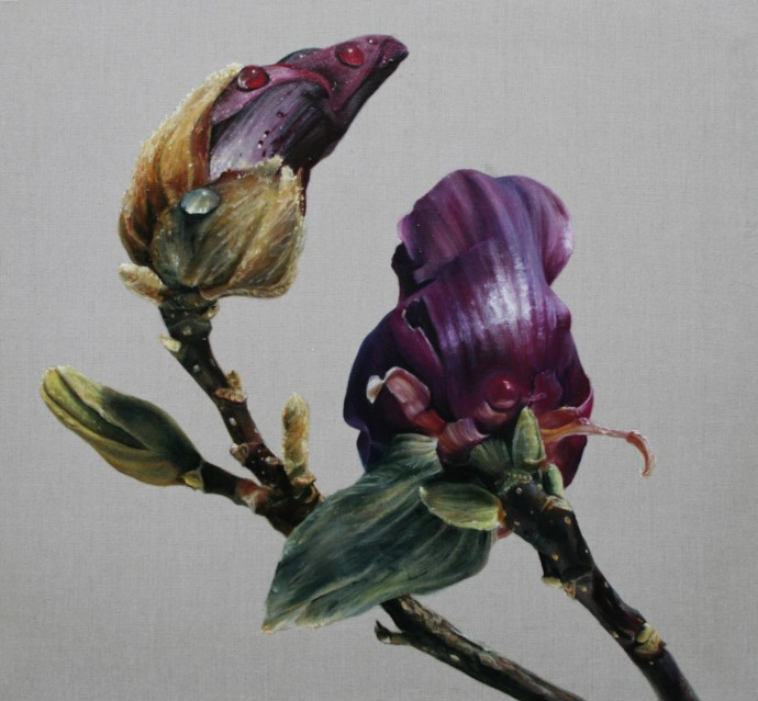 Anne Middleton, Empurpled, 2008