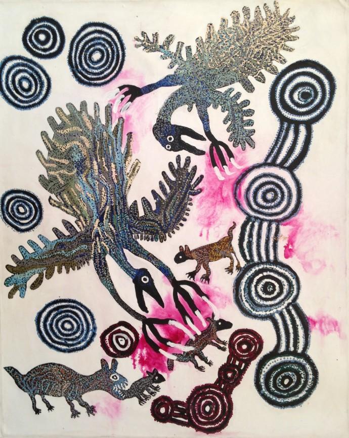 Iluwanti Ken, Untitled, 2015