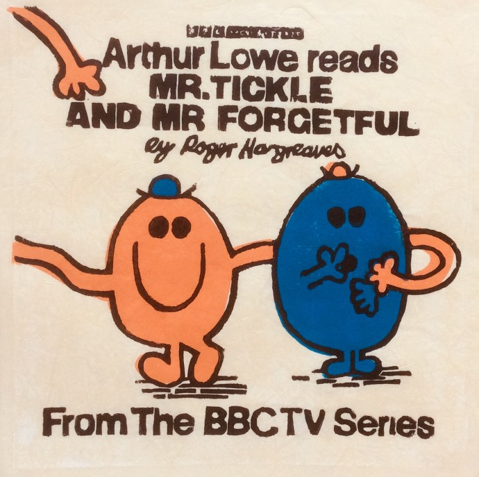 Andrew Mockett, Mr. Tickle and Mr. Forgetful, 2018