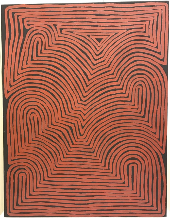 Ronnie Tjampitjinpa, Untitled, 1996