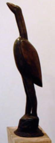 Artist Unknown (Aboriginal), Stork