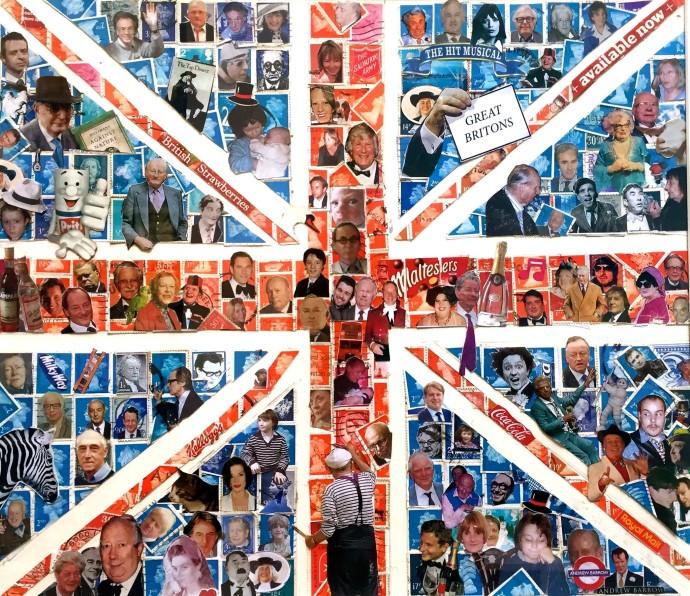 Andrew Barrow, Great Britons, 2015
