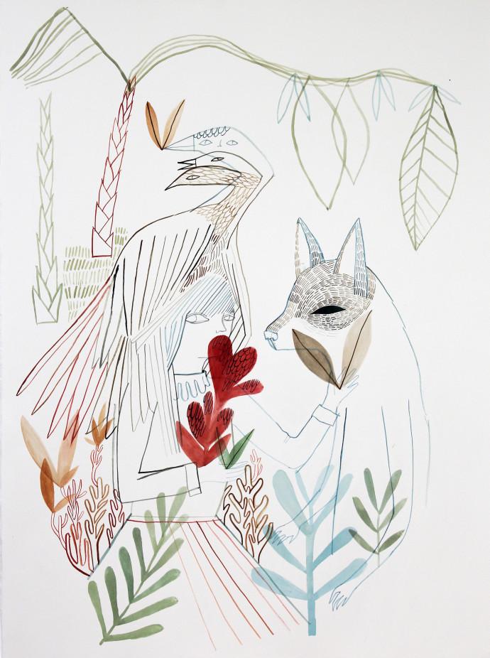 Ashley Amery, The Swan, 2017