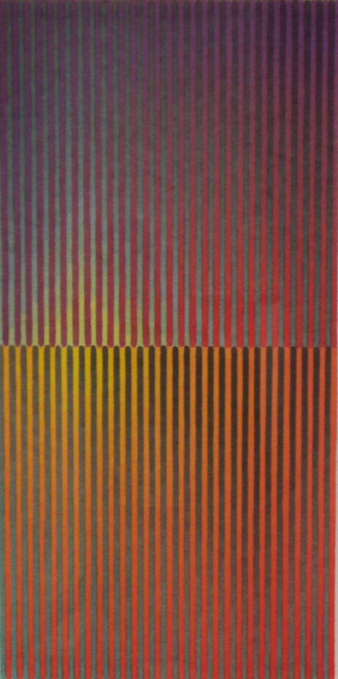 <div class=&#34;artist&#34;><strong>David Whitaker</strong></div><div class=&#34;title&#34;><em>Reflections No. 3</em>, 2004</div><div class=&#34;medium&#34;>watercolour on paper</div><div class=&#34;dimensions&#34;>61 x 38 cm<br>24 1/8 x 15 in</div>
