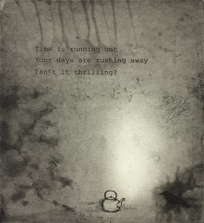 Alasdair Wallace, Haiku 2, 2013