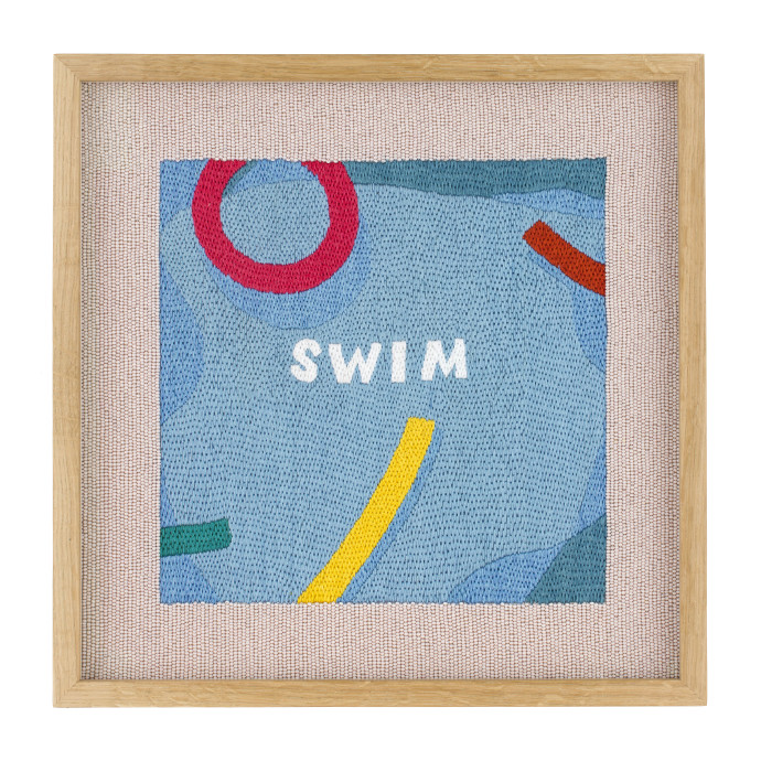 Rose Blake, Swim (On Holiday), 2018